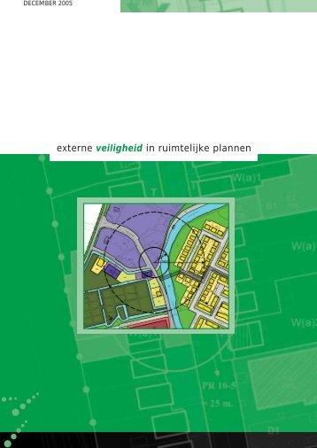 Handreiking externe veiligheid in ruimtelijke plannen.pdf - Relevant