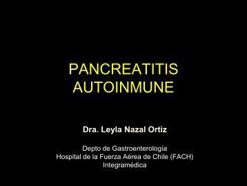 Pancreatitis Autoinmune