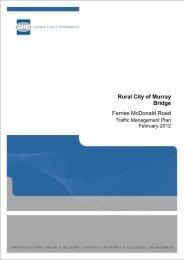 Ferries McDonald Attachment 10 Traffic Management Plan