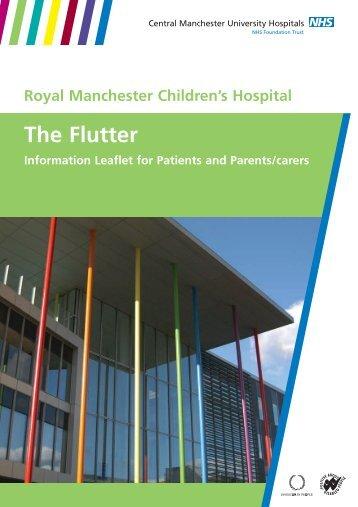 The Flutter - Central Manchester University Hospitals - NHS ...
