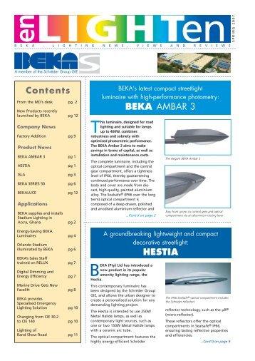 3/2005 - BEKA-N/Letter (Page 1) - BEKA (Pty) Ltd