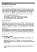 Newsletter - October 2012 - Spotswood College - Page 3