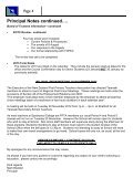 Newsletter - October 2012 - Spotswood College - Page 4