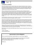 Newsletter - October 2012 - Spotswood College - Page 6