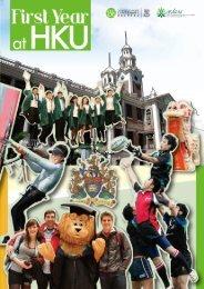 First Year at HKU - Cedars - The University of Hong Kong