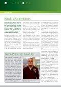 haus bey j urnal - Golfclub Haus Bey - Seite 4
