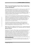GSE Regulatory Reform: Frequently Asked Questions (RS21724 ... - Page 5