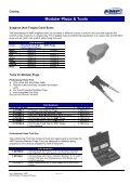 Modular Plug Catalog - YE International - Page 3