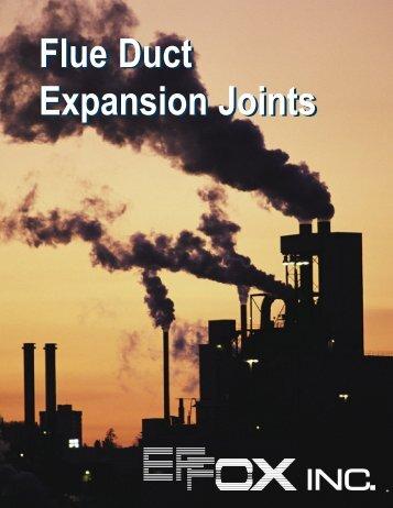 Flue Duct Expansion Joints Flue Duct Expansion Joints - Effox-Flextor