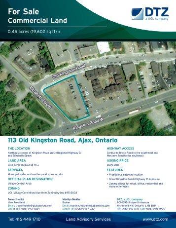 113 Old Kingston Rd.pdf - DTZ