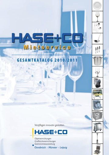 1 19 Fax-Nr. Münster: 02 51- 0 33 22-19 Fax-Nr ... - Hase und Co
