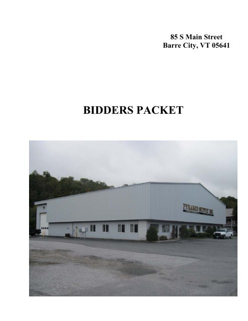 Complete Bidders Package.pdf - Capital Recovery Group, LLC