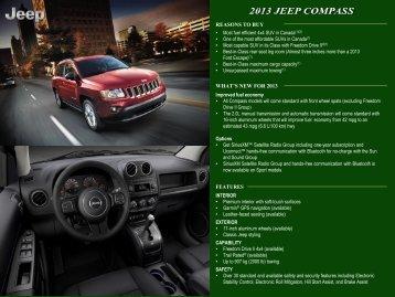 Ford Escape - Chrysler Canada