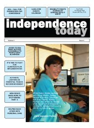 Issue 20 - Independence Today