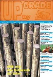 upgrade no. 04 - Mai 2000 - Lasco Umformtechnik GmbH