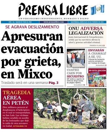 PDF 29022012 - Prensa Libre