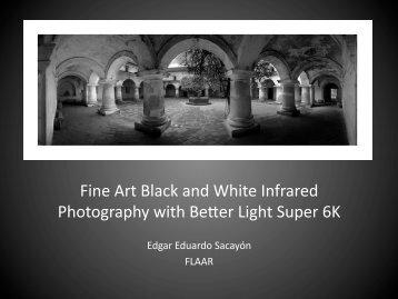Eduardo's presentation can be downloaded as a ... - Better Light Inc.