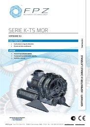 SERIE K-TS MOR - Watergas