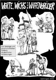 Werte, Wichs und Waffenbrüder - RZ User