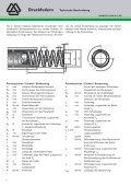 Druckfedern Technische Beschreibung - Page 2