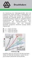 Druckfedern Technische Beschreibung - Page 3