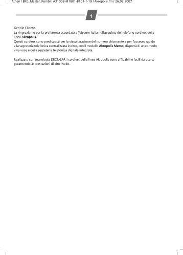 Manuale Akropolis e Akropolis Memo.pdf - Sit - La comunicazione ...