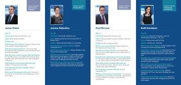 Trainee Profiles - Sintons Solicitors