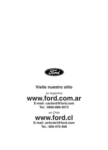 Ranger Manual - Ford