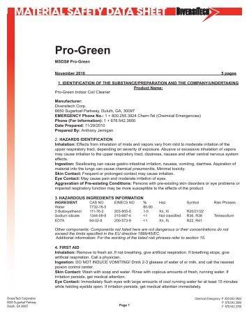 Pro-Green - media - DiversiTech