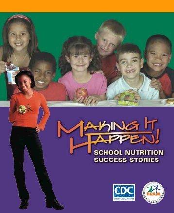 Making It Happen - National Food Service Management Institute