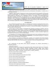 NOM-030-SSA2-1999, Para la prevención, tratamiento y control de ...