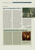 megszépülve kívül-belül anno: az elsô megemlékezés 1956-ról ... - Page 5