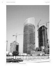 Marina Towers : la reconstruction du centre de Beyrouth par Solidere