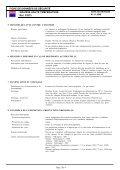 FICHE DE DONNÉES DE SÉCURITÉ GRAISSE HAUTE ... - Krafft - Page 2