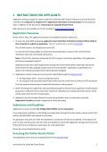 2013 instructions for using the grants portal - Office for Learning and ... - Page 3
