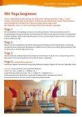 Berlin Programm - Sivananda Yoga - Seite 5