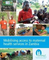 MAMaZ End of Programme Report PDF - Health Partners International