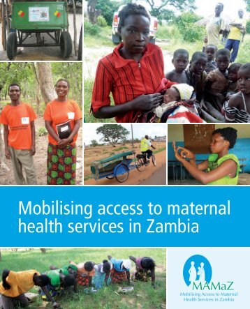 MAMaZ End of Programme Report PDF - Health Partners International