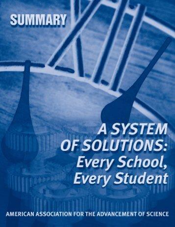 GE Report - Education - AAAS