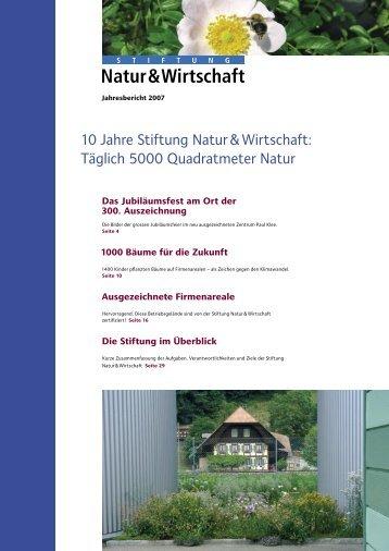 Deutsch - Natur & Wirtschaft