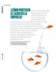 Cómo proteger el saber de la empresa - Pragma Consultores