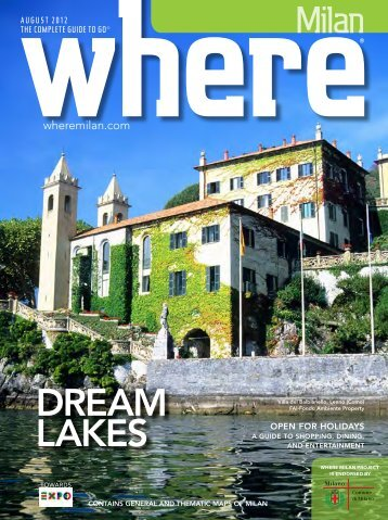 DREAM LAKES - Where Milan