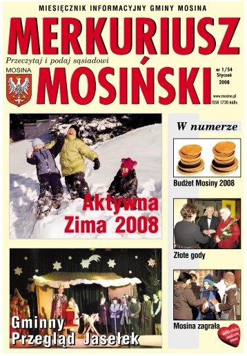 Aktywna Zima 2008 - Mosina, Urząd Miasta