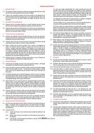 View terms & conditions - Vodacom