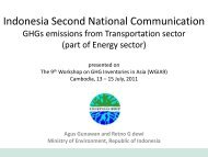 GHGs emissions from Transportation sector [PDF: 711KB]