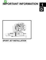 Sport Jet Installation