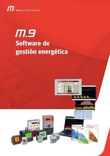 Software de gestión energética - Dielectro Industrial