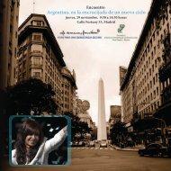 Argentina, en la encrucijada de un nuevo ciclo - Liceus