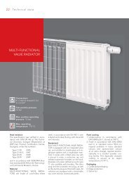 Multi-functional valve radiator - Vogelundnoot.com