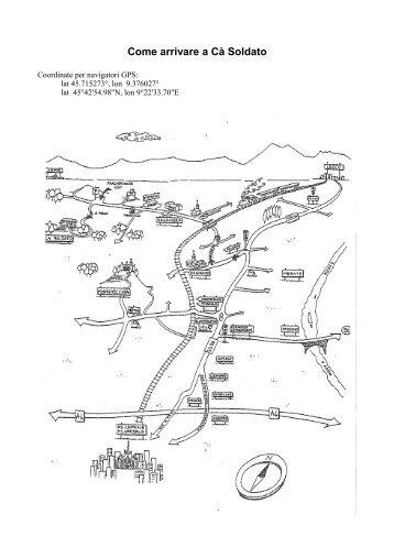 Come arrivare a Cà Soldato - Parco di Montevecchia e della Valle ...